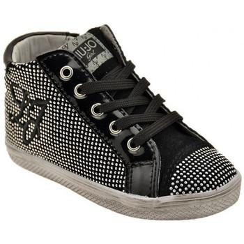 Skor Barn Höga sneakers Liu Jo  Svart