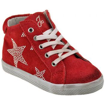 Skor Barn Höga sneakers Liu Jo  Röd