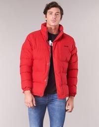 textil Täckjackor Schott NEBRASKA Röd