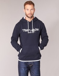 textil Herr Sweatshirts Teddy Smith SICLASS HOODY Marin