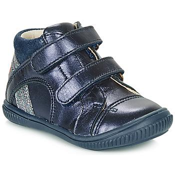 Skor Flickor Höga sneakers GBB ROXANE Blå