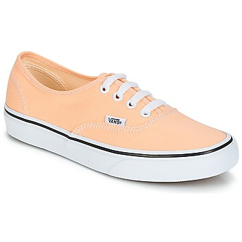 Skor Dam Sneakers Vans AUTHENTIC Beige