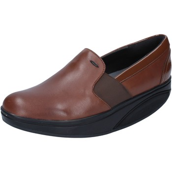 Skor Dam Loafers Mbt Mockasiner BZ910 Brun