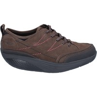Skor Dam Sneakers Mbt Sneakers BZ912 Brun