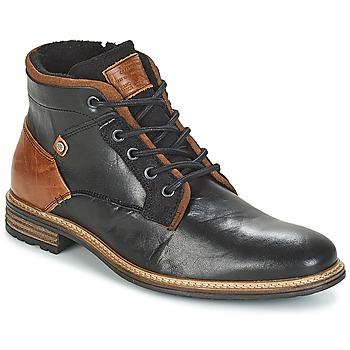 Skor Herr Boots Bullboxer NIRINA Svart
