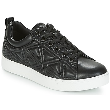 Skor Dam Sneakers Emporio Armani DELIA Svart