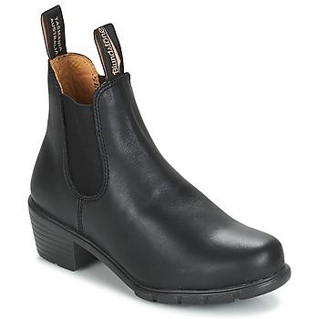 Skor Dam Boots Blundstone WOMEN'S HEEL BOOT Svart
