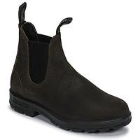 Skor Boots Blundstone SUEDE CLASSIC BOOT Kaki