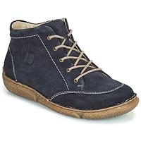 Skor Dam Boots Josef Seibel Neele 01 Marin