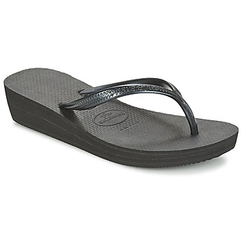 Skor Dam Flip-flops Havaianas HIGH LIGHT Svart