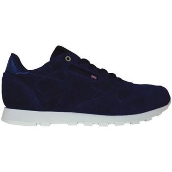 Skor Barn Sneakers Reebok Sport CL Leather Mcc Grenade