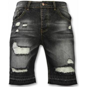 textil Herr Shorts / Bermudas Enos Shorts A Cargo Shorts JZ Grå