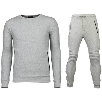 textil Herr Sportoverall Enos Stora Sportkläder Träningskläder Inomhus PAKG Grå