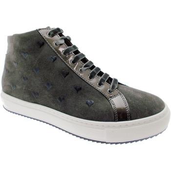 Skor Dam Boots Calzaturificio Loren LOC3763gr grigio