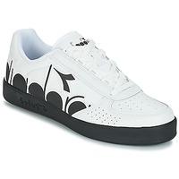 Skor Herr Sneakers Diadora B.ELITE BOLDER Vit / Svart