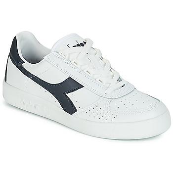 Skor Sneakers Diadora B.ELITE Vit / Marin
