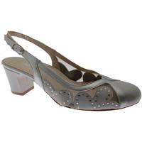 Skor Dam Sandaler Melluso MEX588gr grigio