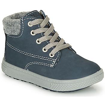 Skor Pojk Boots Primigi BARTH 19 Blå