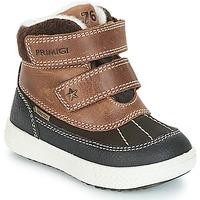 Skor Pojkar Boots Primigi 2372600 PBZGT GORE-TEX Brun