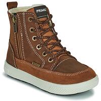 Skor Pojk Boots Primigi PCA 24130 Brun