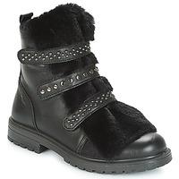 Skor Flickor Boots Primigi CHRIS Svart