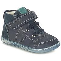 Skor Pojk Boots Primigi PALMER Blå