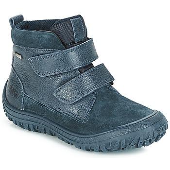 Skor Pojk Boots Primigi POG 24371 GORE-TEX Blå