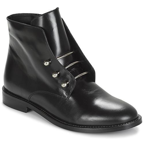 Skor Dam Boots Jonak DHAVLEN Svart