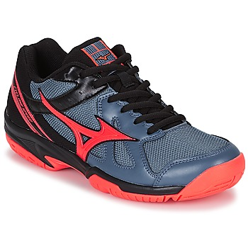 Skor Dam Gymnastikskor Mizuno CYCLONE SPEED Svart / Grå / Orange