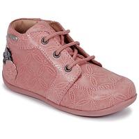 Skor Flickor Boots Aster DILA Rosa