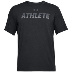 textil Herr T-shirts Under Armour Athlete SS 1305661-001