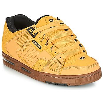 Skor Herr Sneakers Globe SABRE Gul