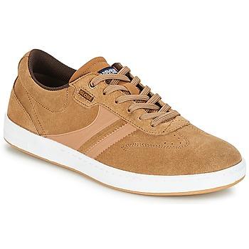 Skor Herr Sneakers Globe EMPIRE Brun