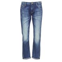 textil Dam Jeans boyfriend Le Temps des Cerises HERITAGE Blå