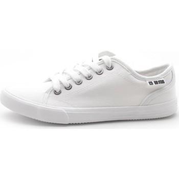 Skor Dam Sneakers Big Star W274835 Vit