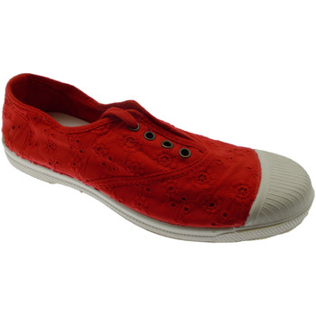 Skor Dam Slip-on-skor Natural World NW120rosso rosso
