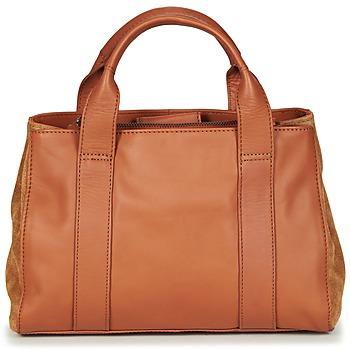 Väskor Dam Handväskor med kort rem Betty London JUZTA Cognac
