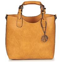 Väskor Dam Handväskor med kort rem Moony Mood EMIRA Safran