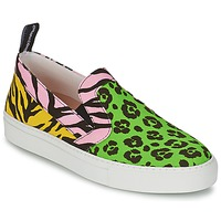 Skor Dam Slip-on-skor Moschino Cheap & CHIC LIDIA Flerfärgad