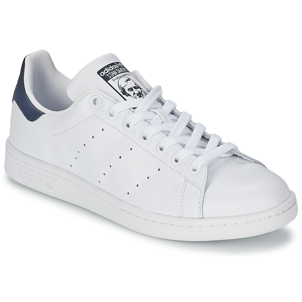 Adidas Stan Smith Dam Blå