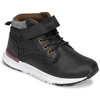 Skor Pojk Höga sneakers Kappa TELMO EV Svart