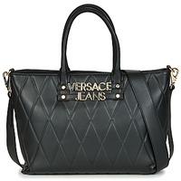 Väskor Dam Handväskor med kort rem Versace Jeans TACAZO Svart