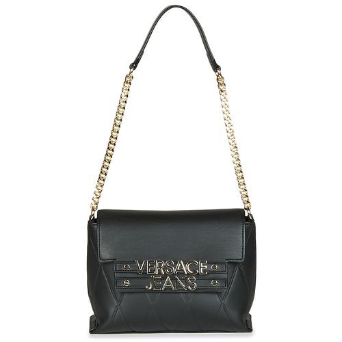 Versace Jeans PURACE Svart - Fri frakt hos Spartoo.se ! - Väskor ... 314d338d23192