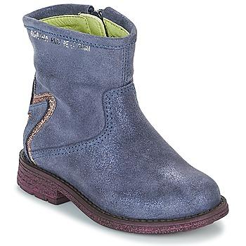 Skor Flickor Boots Agatha Ruiz de la Prada 181970 VAGABUNDA Blå