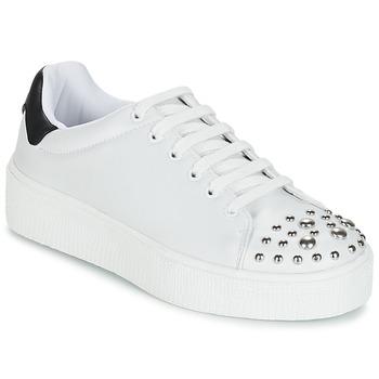 Skor Dam Sneakers Vero Moda SITTA SNEAKER Vit