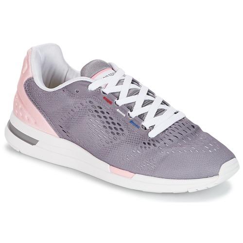 Skor Dam Sneakers Le Coq Sportif LCS R PRO W ENGINEERED MESH Violett