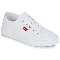 Skor Dam Sneakers Levi's MALIBU BEACH S Vit
