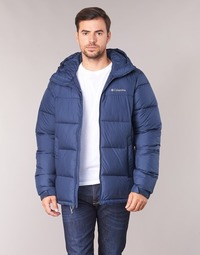 textil Herr Täckjackor Columbia PIKE LAKE HOODED JACKET Marin