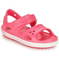 Skor Flick Sandaler Crocs CROCBAND II SANDAL PS Rosa