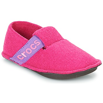Skor Flick Tofflor Crocs CLASSIC SLIPPER K Rosa